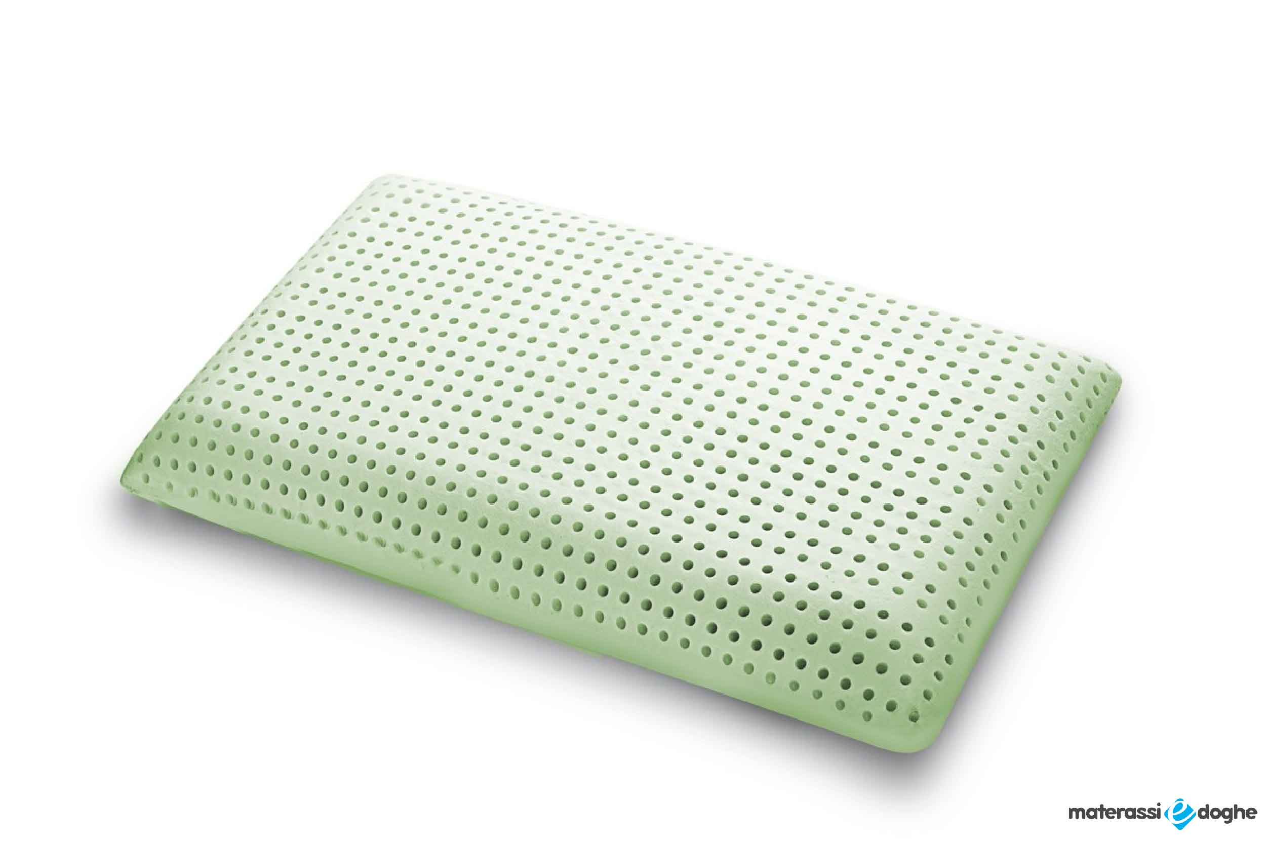 Greenrelax Pillow In MyMemory Foam Thermally Sensitive Breathable With Essential Oils