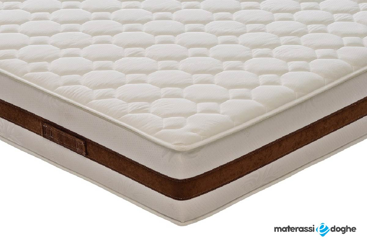 "Mattress ""Bolsena"" With Memory Foam MyMemory 22cm High"