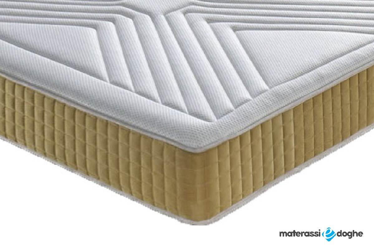 Materasso «Livigno» In Memory Foam Mymemory Altezza 25
