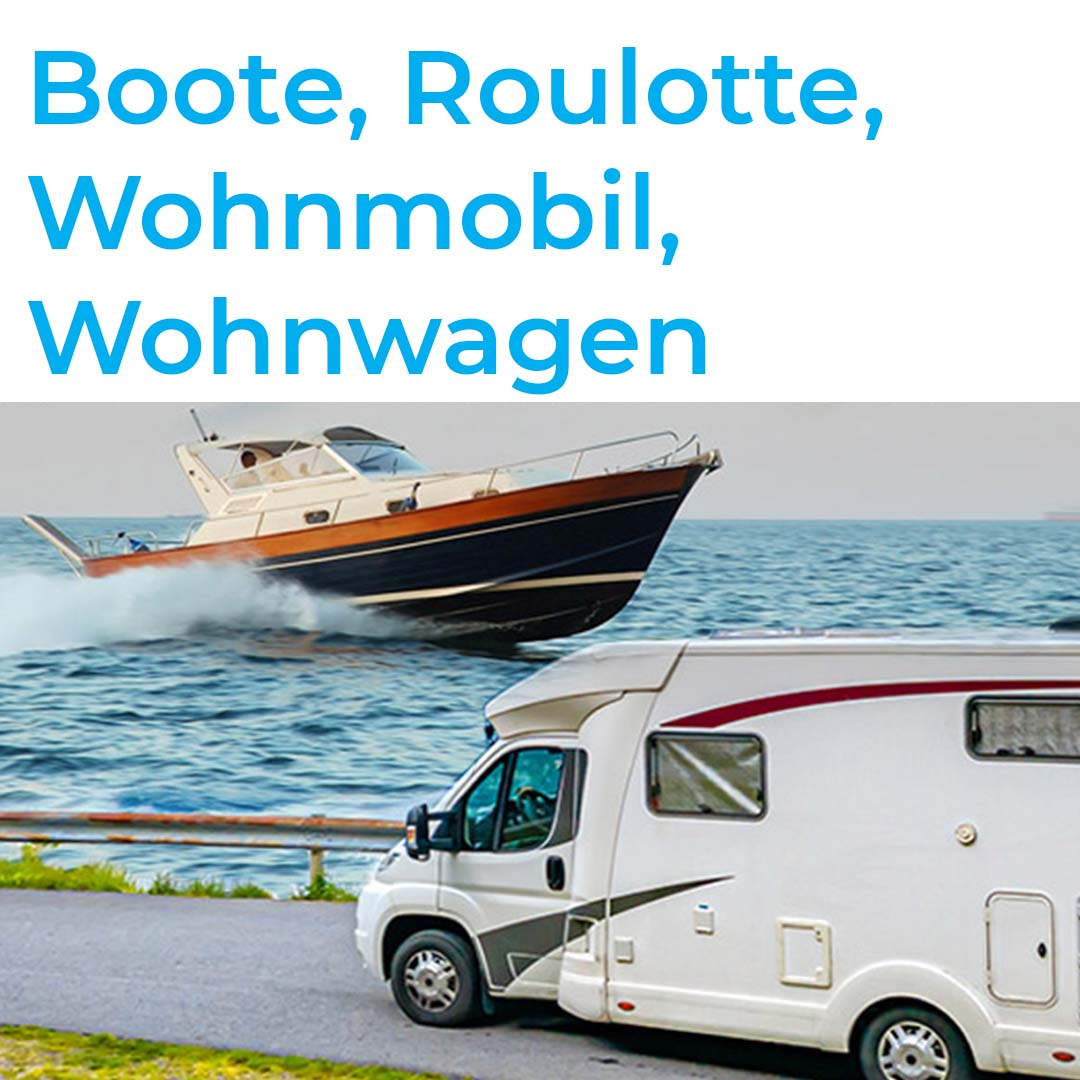 Roulotte-boote