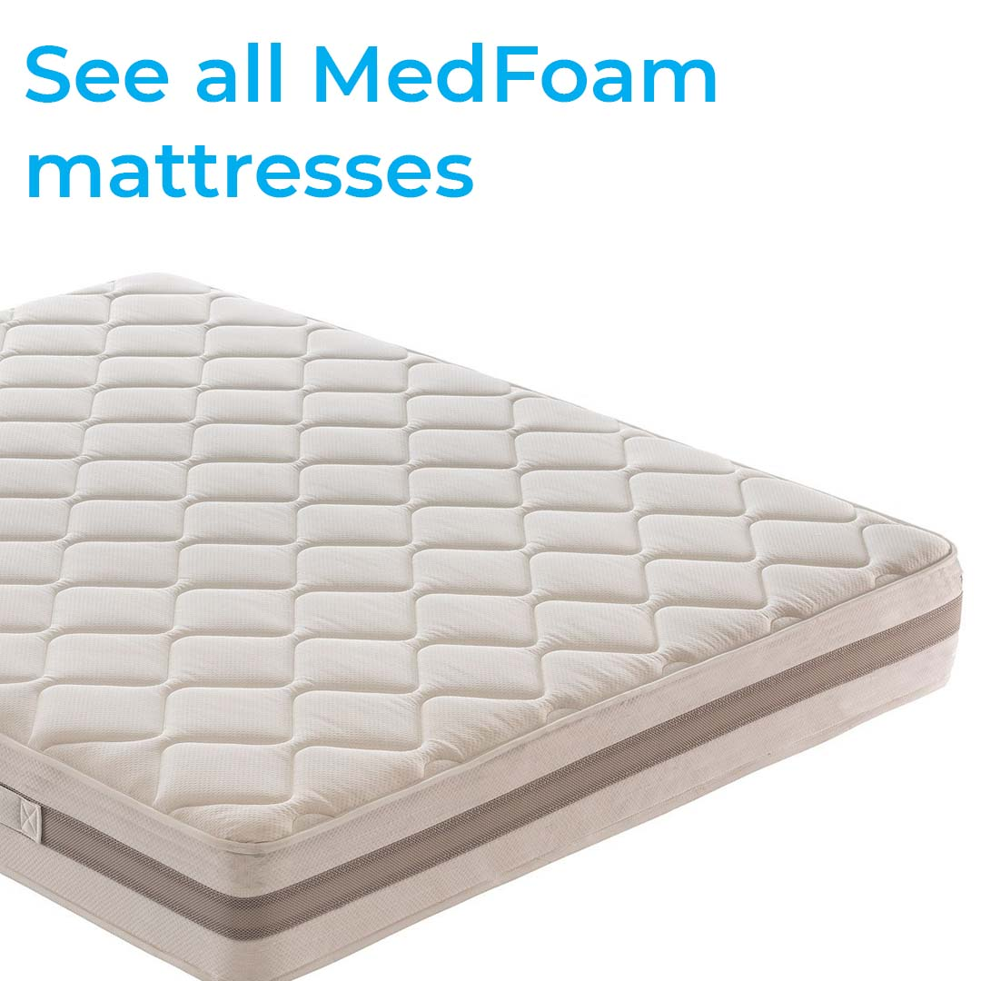 See all Medfoammattresses