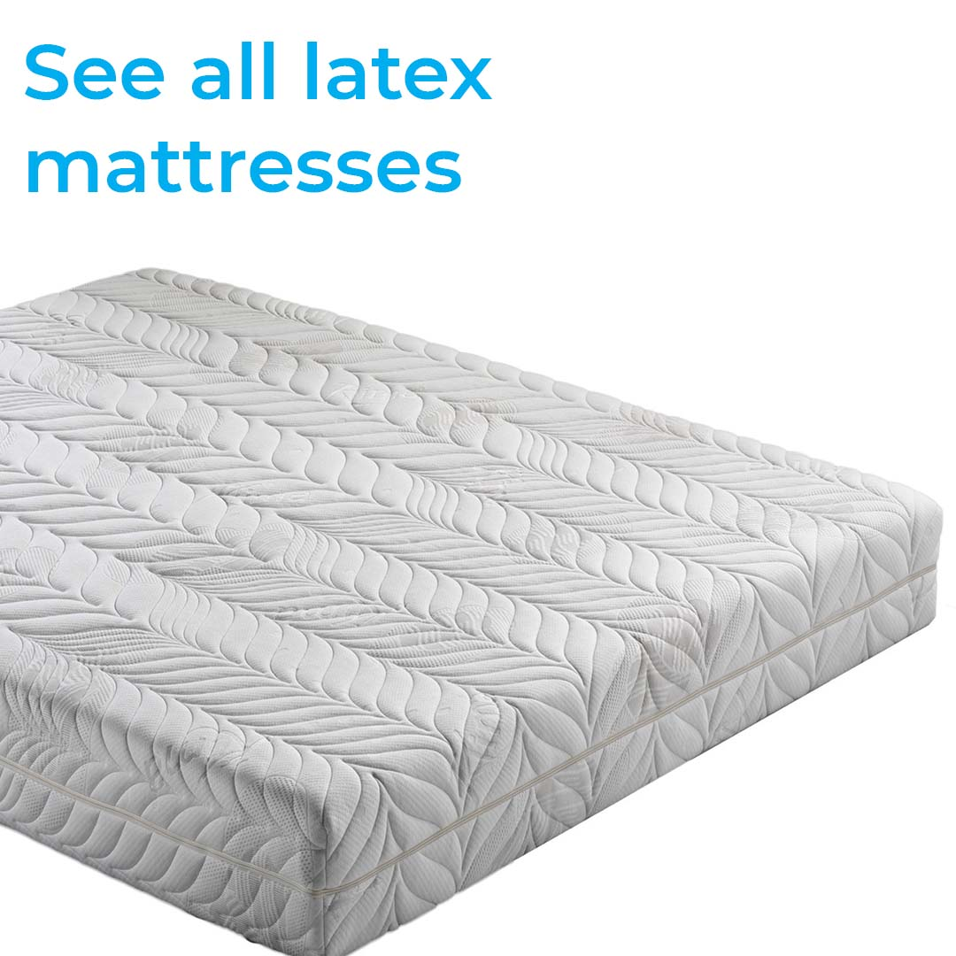 See all latex mattresses