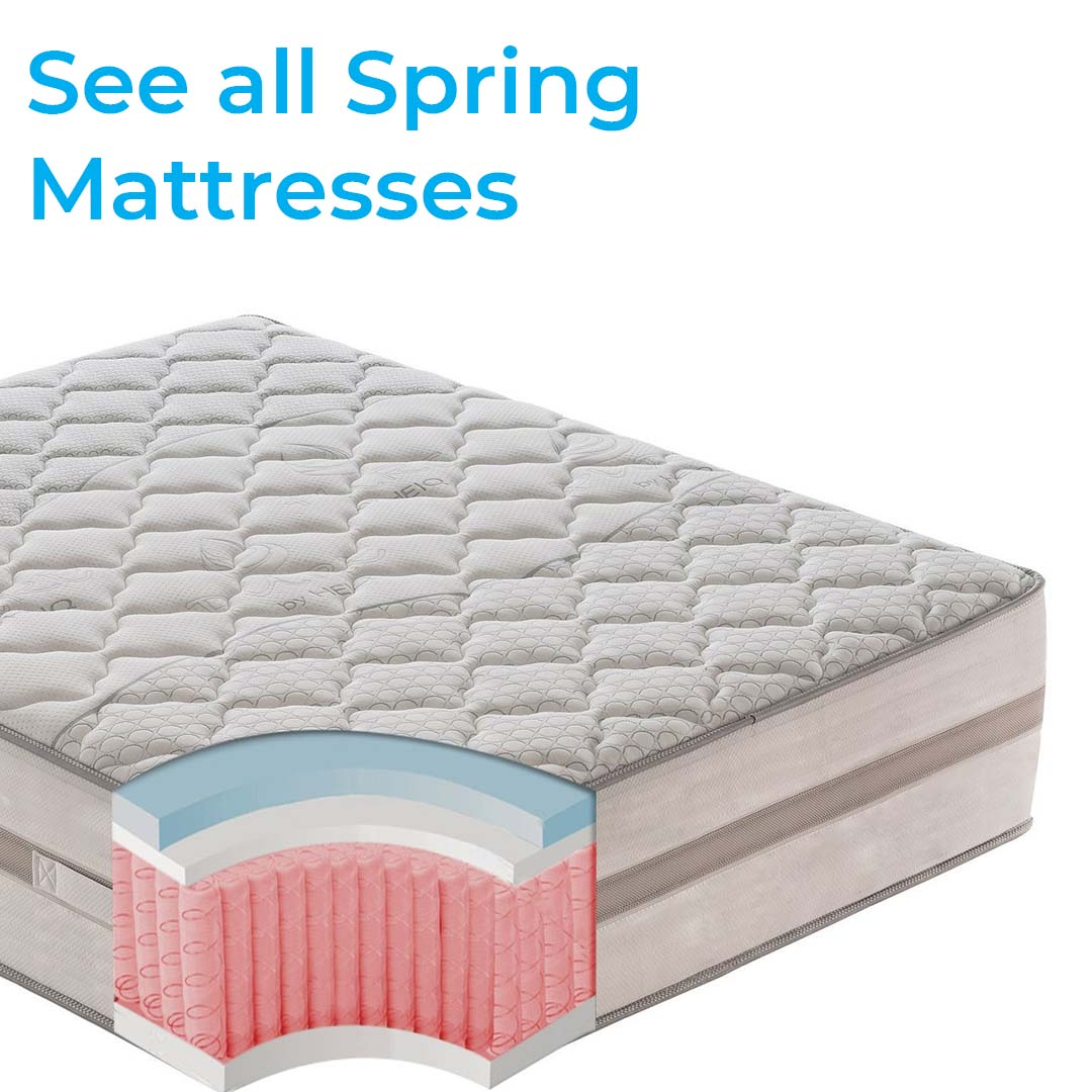 See all spring mattresses