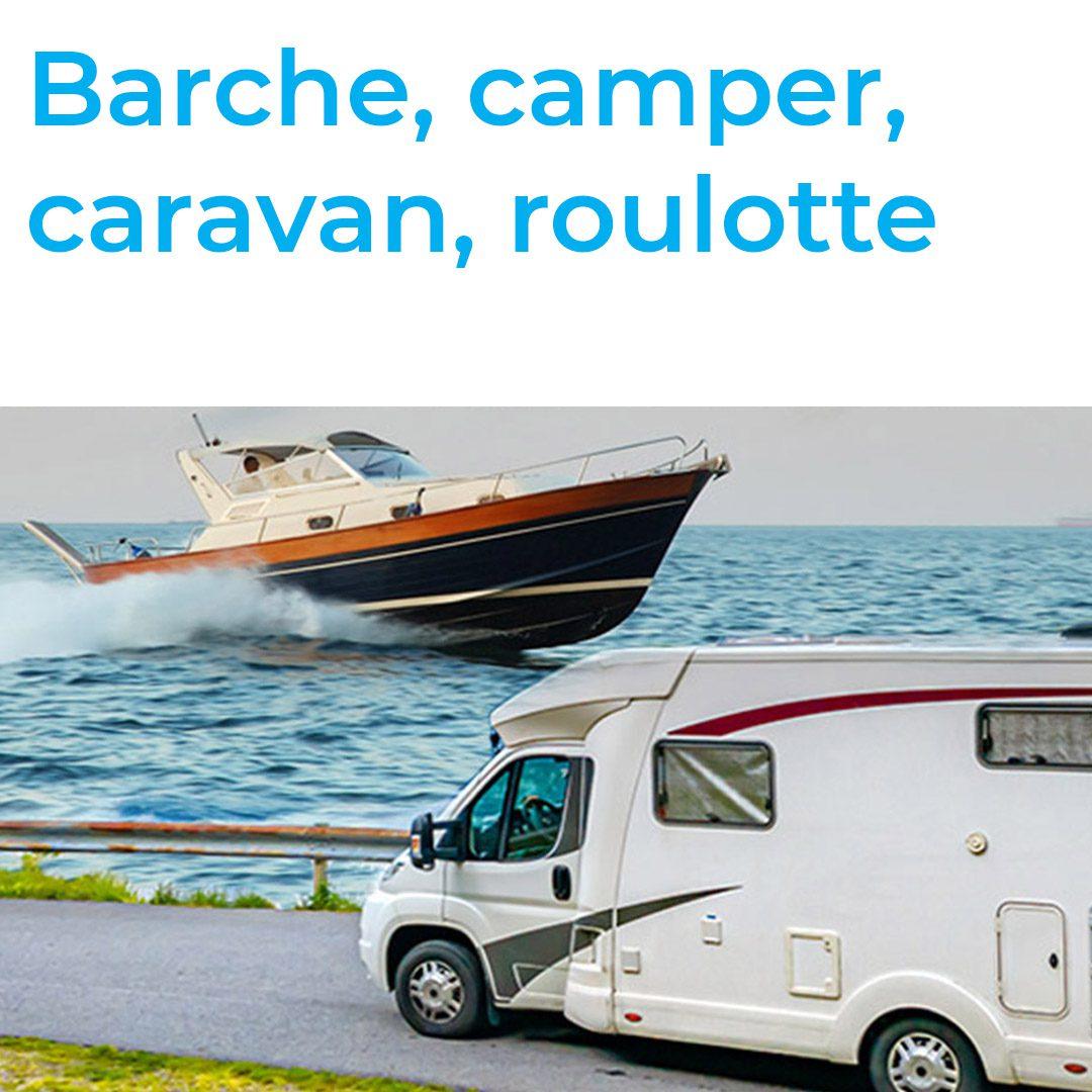 barche camper