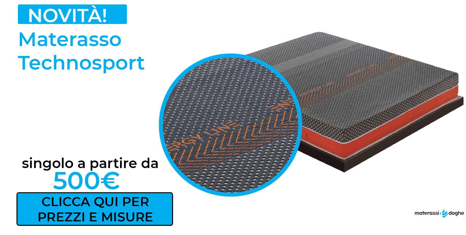 materasso-technosport-memory-foam