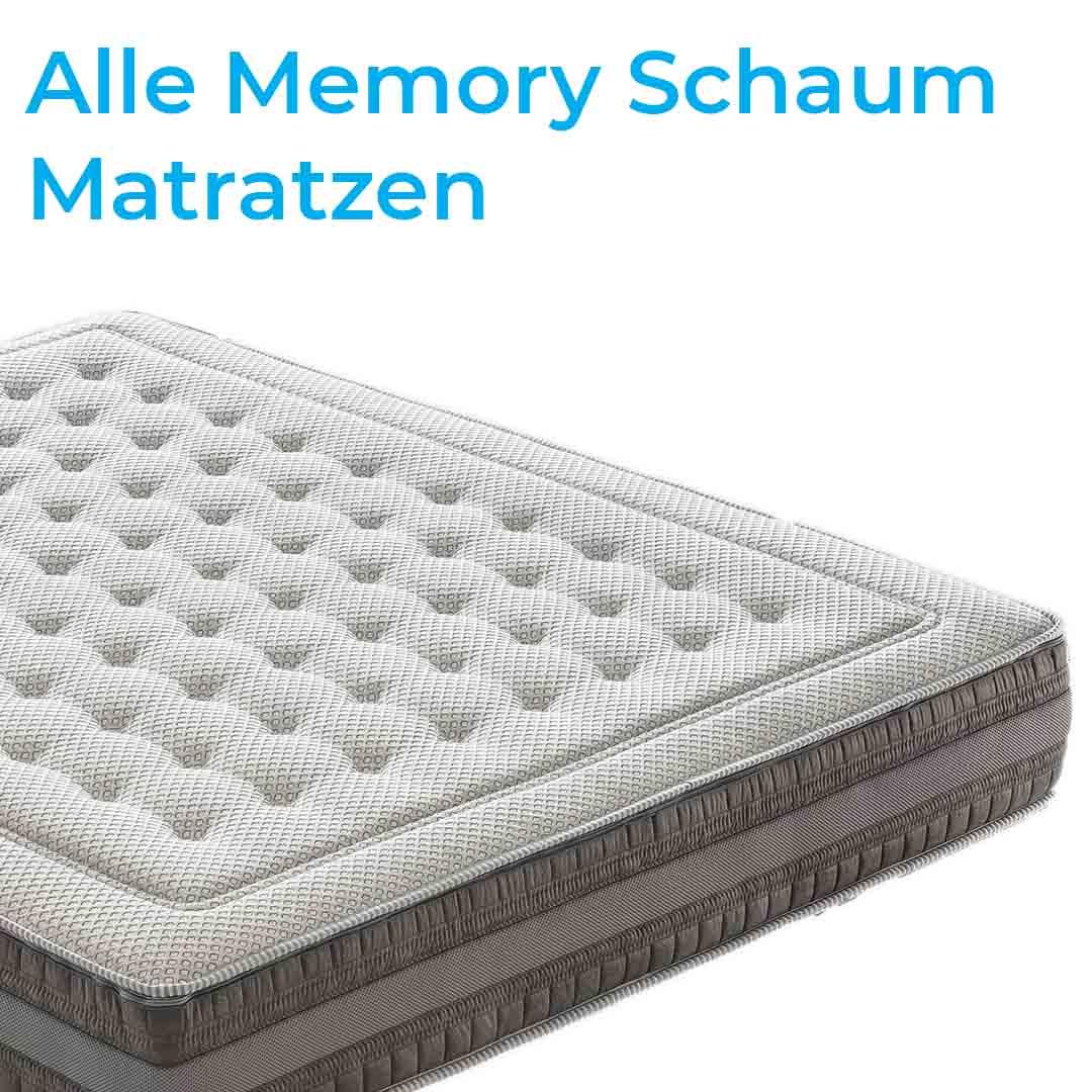 memoryshaum matratzen
