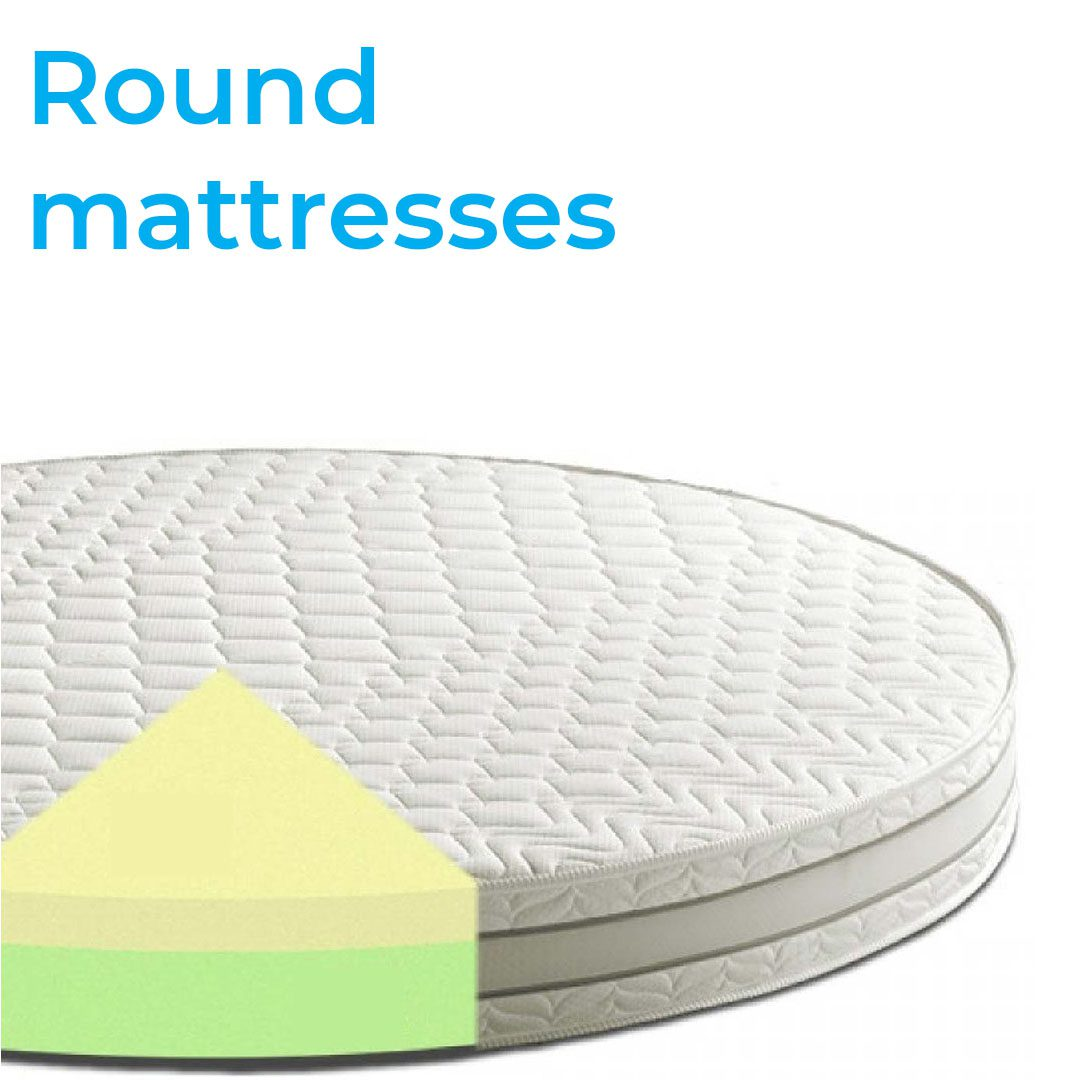 round-mattresses
